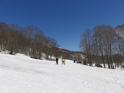 10赤倉観光リゾートスキー場