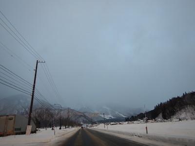 4白馬岩岳