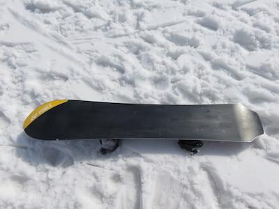 2スノーボードYONEX GLIDE