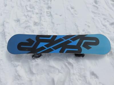 3スノーボードK2 BOTTLE ROCKET