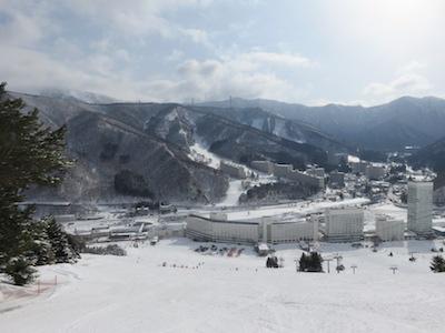 苗場スキー場 12