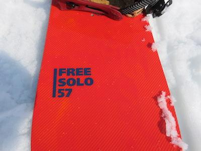 1 SG FREE SOLO