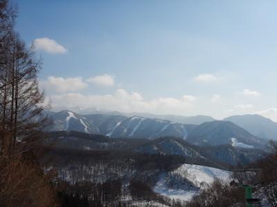 24 水上高原藤原スキー場