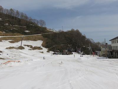 22 関温泉スキー場