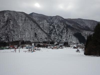 17大穴スキー場