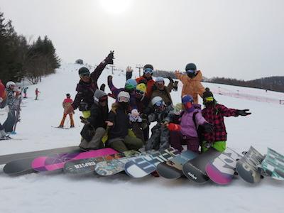 菅平高原スキー場1