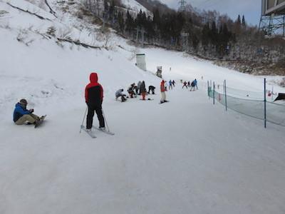 11スノーボード苗場