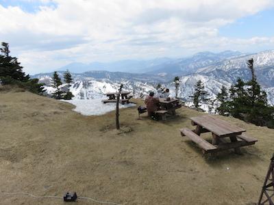 21横手山渋峠スキー場