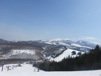菅平高原スキー場8