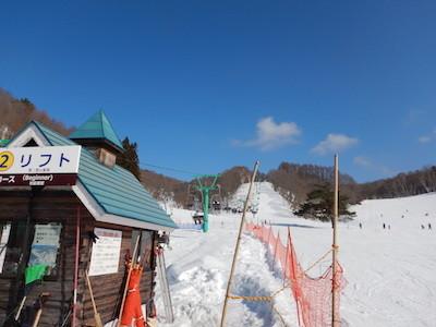 18 水上高原藤原スキー場