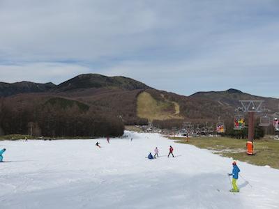 湯の丸スキー場10