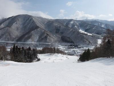 苗場スキー場 14