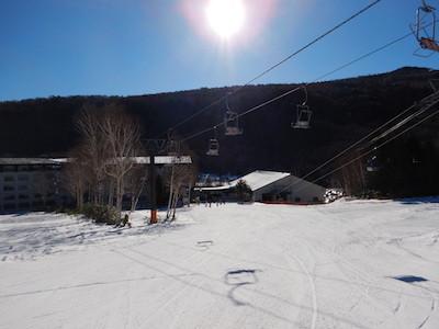 21焼額山スキー場