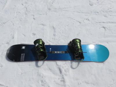 1スノーボードBURTON CUSTOMキャンバー