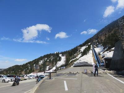 5横手山渋峠スキー場