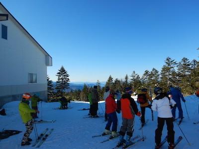 9焼額山スキー場