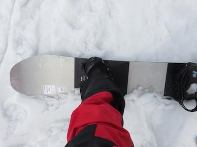 4スノーボードRIDE TIMELESS