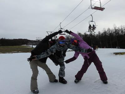 湯の丸スキー場13