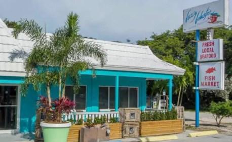 Key Largo restaurants - Lazy Lobster