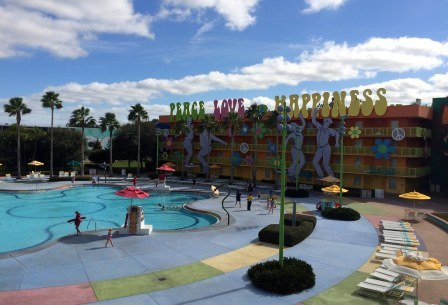 Best Value Resort at Disney World – Pop Century