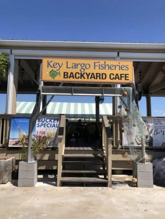 Key Largo Restaurants Fisheries 1