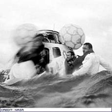 apollo-13-astronauts-treading-water-as-they-await-their-recovery-helicopter