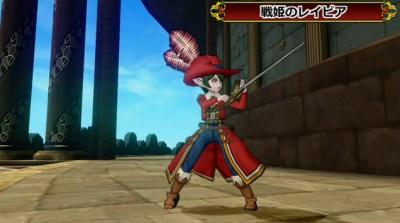 戦姫のレイピア