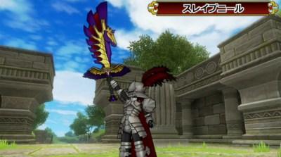 ドラクエ10 Ver3.1両手剣