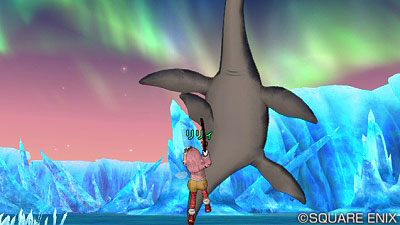 氷の領界 新魚