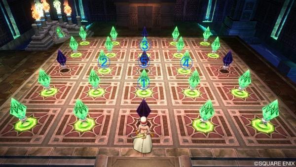 夜の神殿に眠れ3