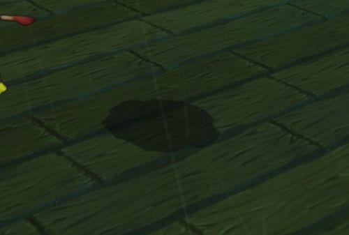 トラシュカの海 コツ