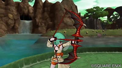 ドラクエ10 ヒュドラの弓