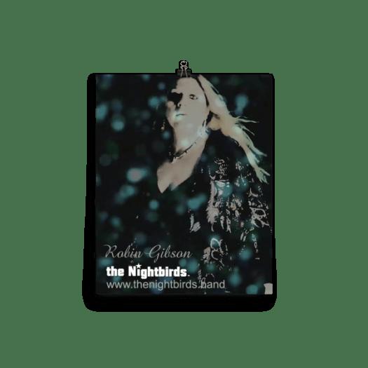 the Nightbirds Matt Paper Poster Robin Gibson Artwork from Feels So Right