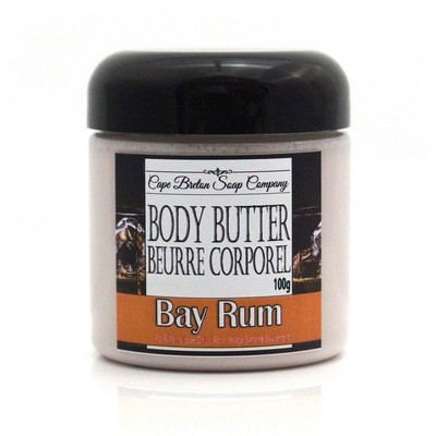 Body Butter - Bay Rum