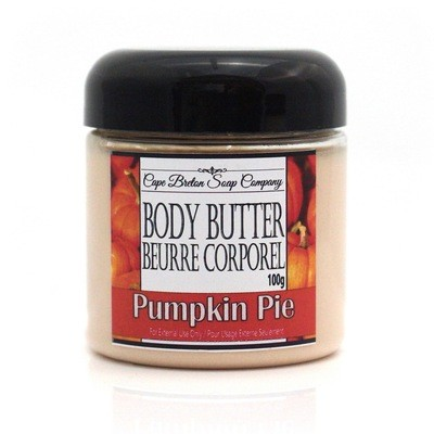 Body Butter - Pumpkin Pie