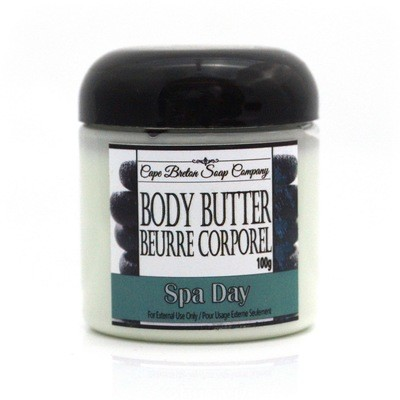 Body Butter - Spa Day