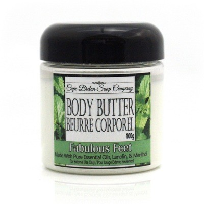 Body Butter - Fabulous Feet