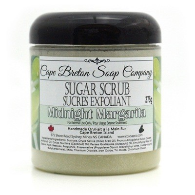 Sugar Scrub - Midnight Margarita