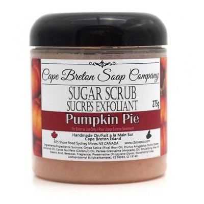 Sugar Scrub - Pumpkin Pie
