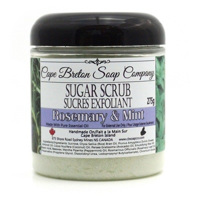 Sugar Scrub - Rosemary & Mint