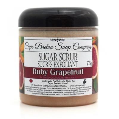 Sugar Scrub - Ruby Grapefruit