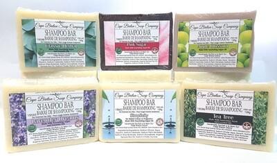Argan Oil Shampoo Bar - Apple Blossom