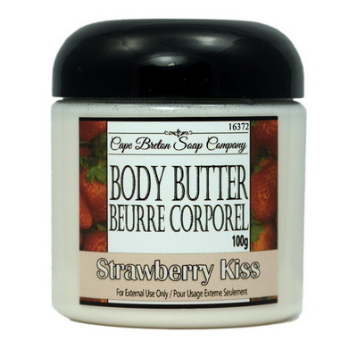 Body Butter - Strawberry Kiss