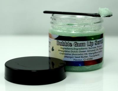 Lip Scrub - Bubble Gum