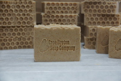 Luxury Soap - Oatmeal Milk & Honey