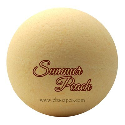 Bath Bomb - Summer Peach