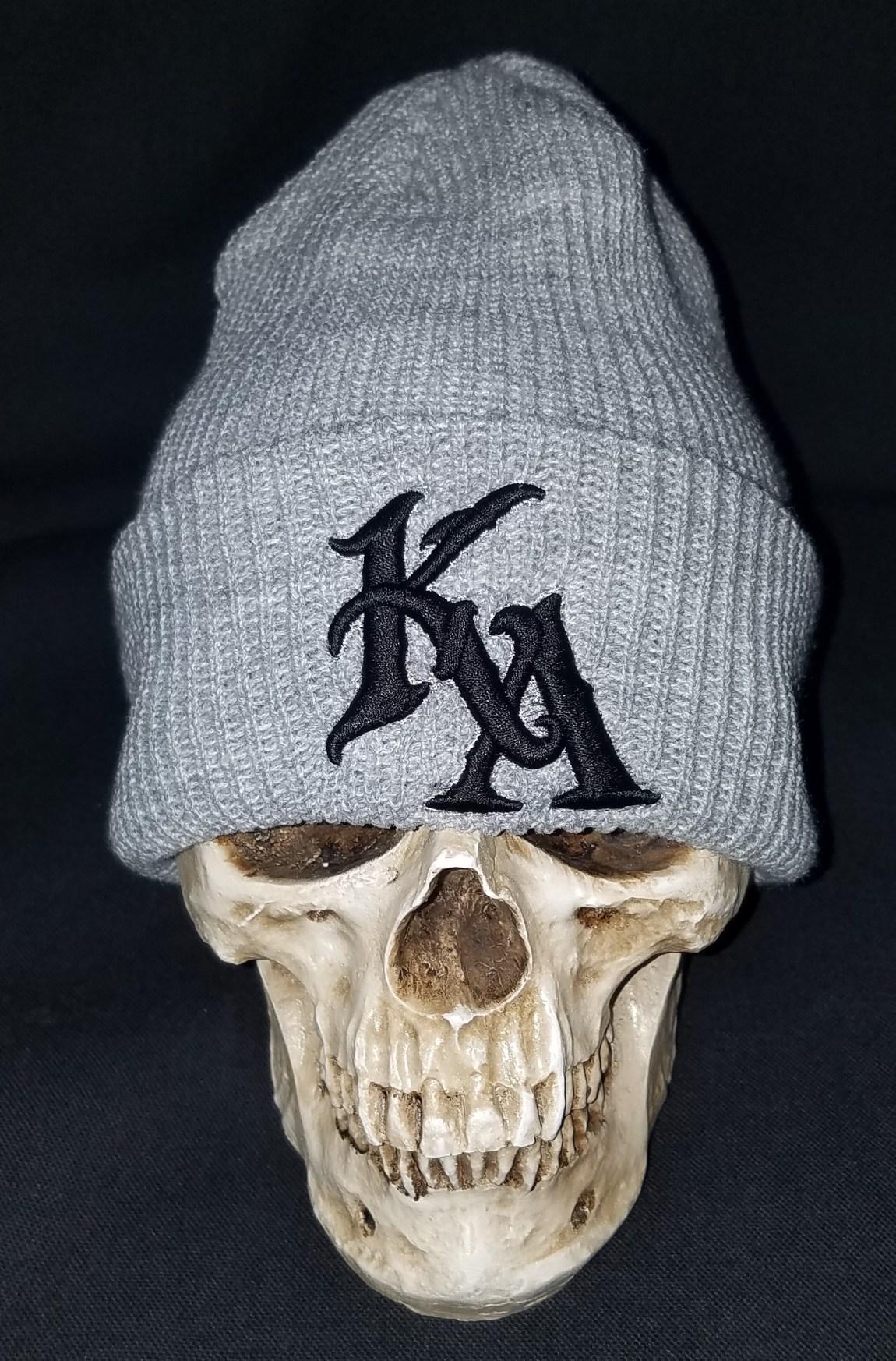 Gray Knit 00156