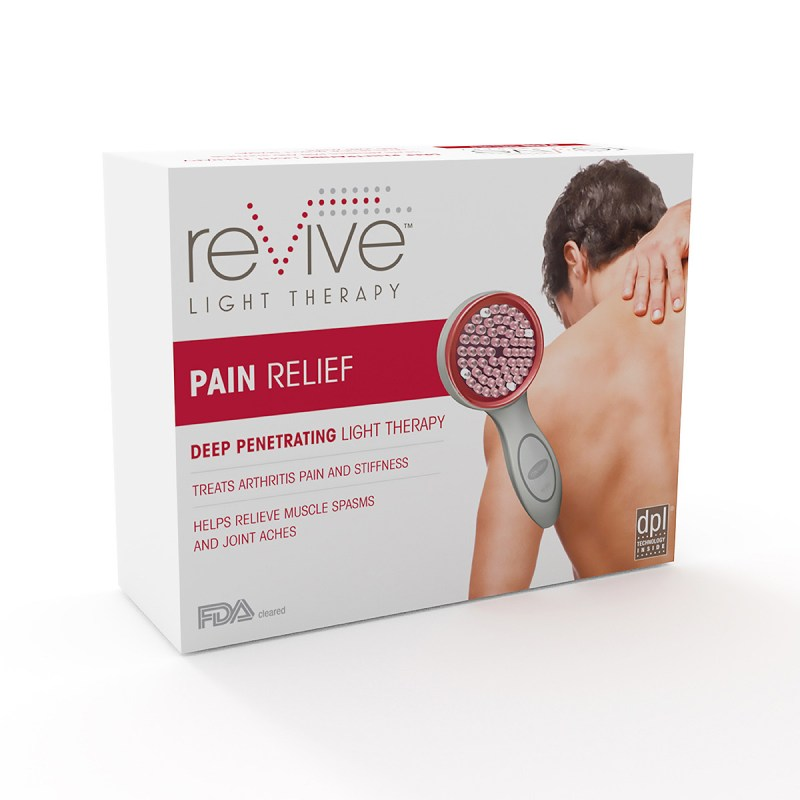 reVive Pain Relief LED Light Therapy (Clinical)
