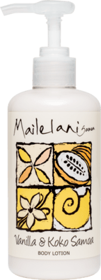 Vanilla & Koko Samoa Body Lotion 300ml / 10.14 fl oz