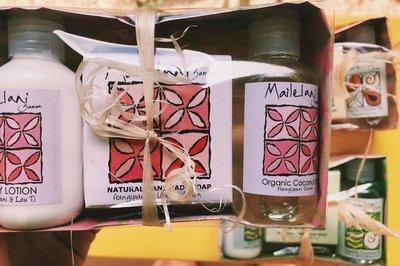 Frangipani & Lau Ti - Gift set